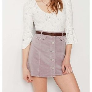 Urban Outfitters BDG women's corduroy mini skirt 2